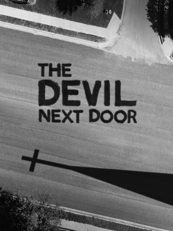 118708112 the devil next door bw
