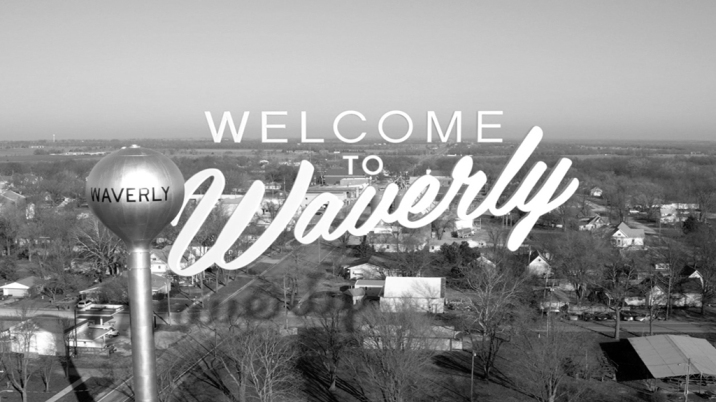 WTW welcome to waverly bw